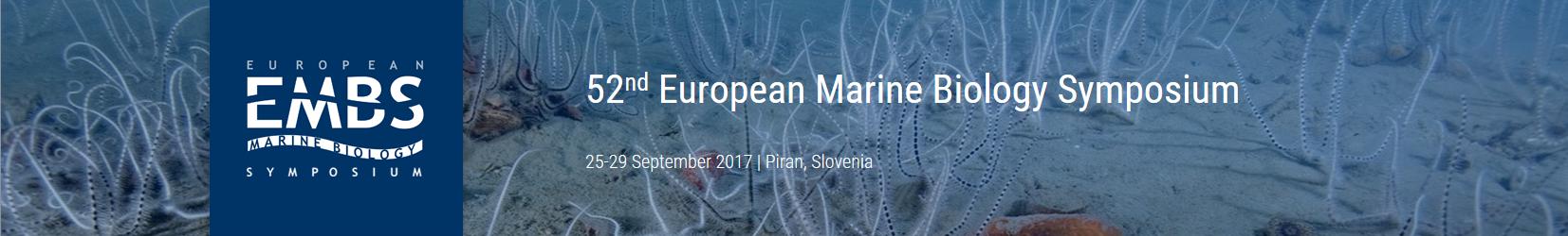 52nd EMBS Portorož (Slovenia), 25-29 September 2017